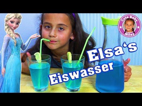 FROZEN ELSAS ZAUBERTRANK   Eisige Erfrischung Zauberkraft für königliche Abenteuer   CuteBabyMiley