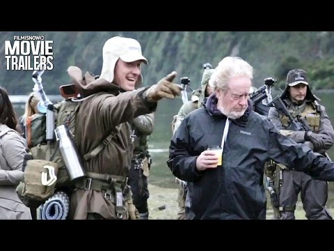 Alien: Covenant - Find out how they made Ridley Scott Sci-Fi Movie