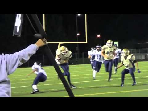 Nathan Laflamme Highlights 2013
