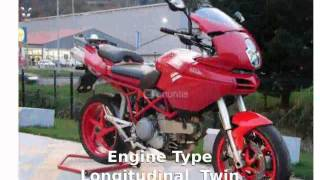 8. 2005 Ducati Multistrada 1000S DS - Features and Specification