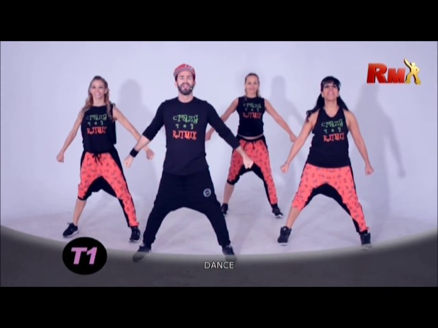 DANCE choreography by Ulises Puiggrós for ritmixTry Evrything