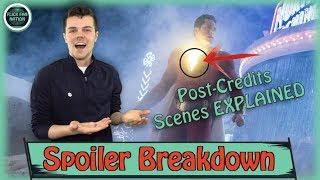 Shazam! ENDING EXPLAINED and Post-Credits Scene Breakdown