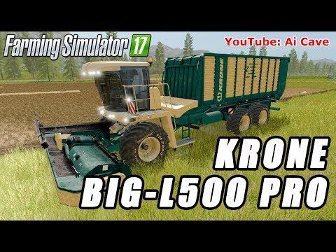KRONE BIG L500 Pro Update v1.0.0.1