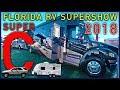 Florida RV Supershow 2018 - Super C Motorhomes