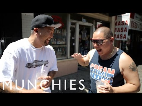 3. - Subscribe to Munchies here: http://bit.ly/Subscribe-to-MUNCHIES Eddie heads to East Los Angeles and links up with LA food truck king Roy Choi to eat corn tortilla tacos and talk about why...