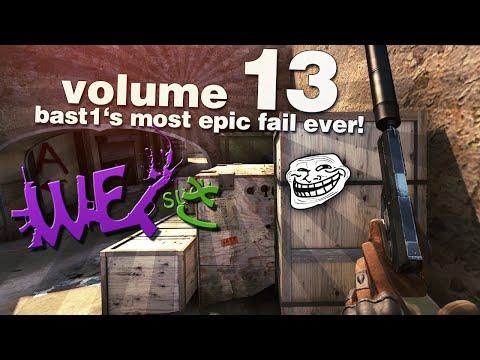 WE SUCK #13 – bast1's most epic fail ever!