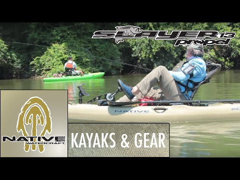 Slayer Propel Fishing Kayak
