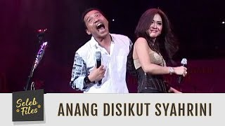 Video Seleb Files: Peluk Syahrini, Anang Disikut - Episode 37 MP3, 3GP, MP4, WEBM, AVI, FLV Maret 2019