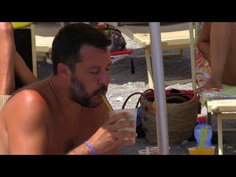 Italien: Salvini über Neuwahlen »Ich verstehe diesen  ...
