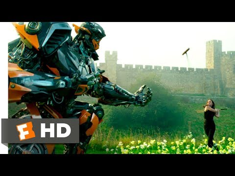 Transformers: The Last Knight (2017) - What's in That Pipe? Scene (3/10) | Movieclips