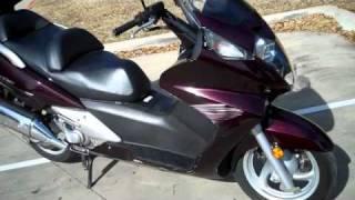 10. 2004 Honda Silverwing 650