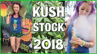 Kushstock 2018 HIGHlights | why free events matter  | Stoney Sunday | CoralReefer by Coral Reefer
