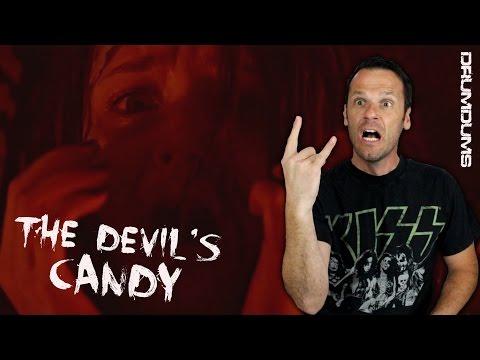 Drumdums Reviews THE DEVIL'S CANDY...METAL!!! \m/