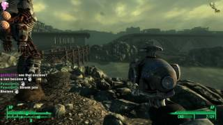The closing mission to fallout 3 1/2 -- Watch live at https://www.twitch.tv/princeprimeval