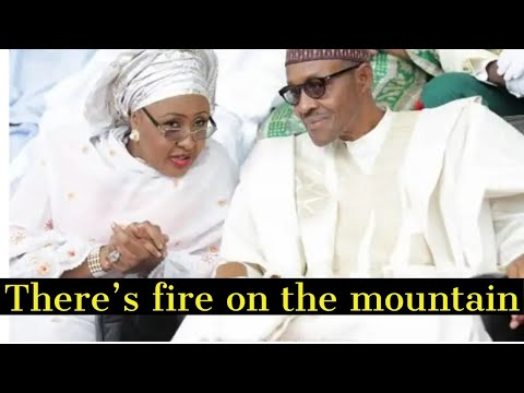 Aisha Buhari Chased Adams Oshiomhole Out Of Aso-rock