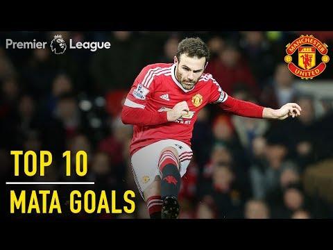 Download Top 10 Juan Mata Premier League Goals | Manchester United