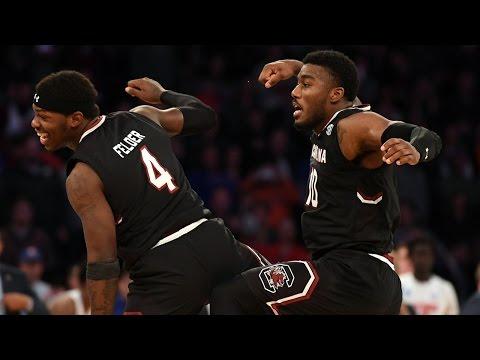 South Carolina vs. Florida: Game Highlights (видео)