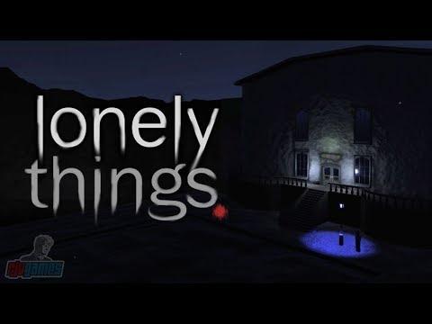 Lonely Things Demo | Strange Indie Horror Game | PC Gameplay | Let's Play Walkthrough