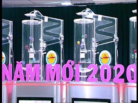 Xổ số kiến thiết TP.HCM || HTV1 || 20/01/2020