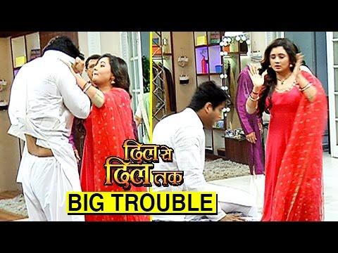 Teni Puts Parth in Big Trouble   Dil Se Dil Tak -