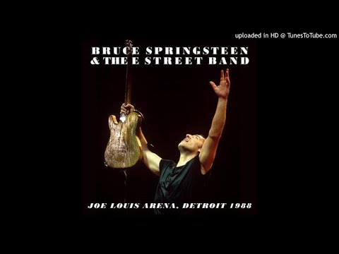 Bruce Springsteen--One Step Up (Joe Louis Arena, Detroit, March 28, 1988)