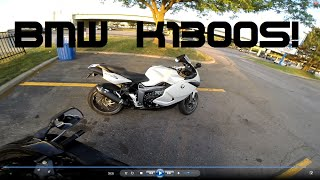 1. BMW K1300S FIRST RIDE REVIEW!!!