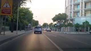 Limassol Cyprus  City new picture : Driving through Limassol, Cyprus (Oct 15, 2014)