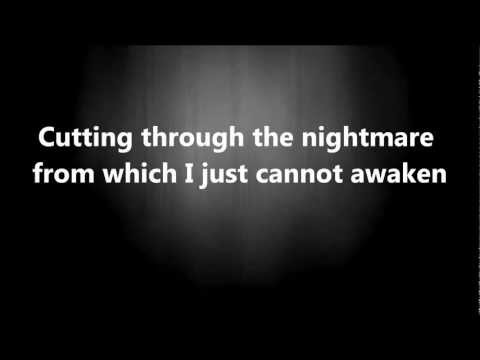 Mistress by Disturbed Lyrics video(Lyrics on screen)