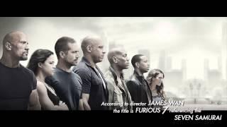 Nonton Furious 7 Trivia Film Subtitle Indonesia Streaming Movie Download