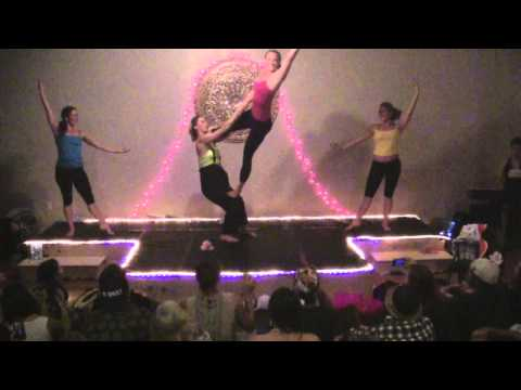 Elevated Artistry Presents Black & White Night 2013 at Yoga Centered, Hilo, HI