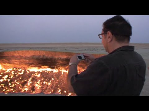 Waldemar Januszczak visits The Door to Hell