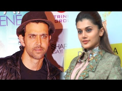 Tapsee Pannu Wants To Date Hrithik Roshan On Valen