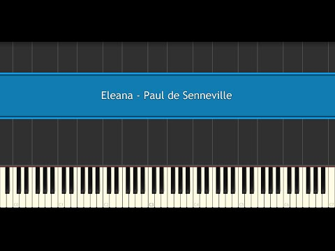 Eleana - Richard Clayderman video tutorial preview