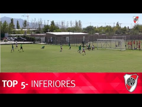 Goles de divisiones inferiores (09/04/2019)