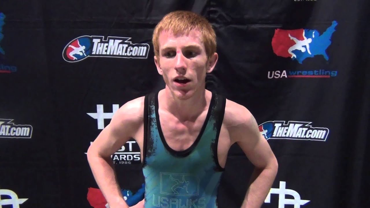 Josiah Seaton, FILA Junior Greco champion at 50 kg