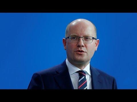 Παραιτείται η κυβέρνηση συνεργασίας της Τσεχίας