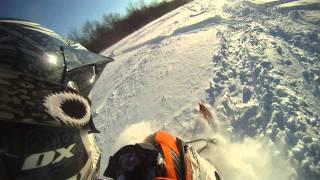 2. 2012 Arctic Cat XF 800 Procross Test Drive