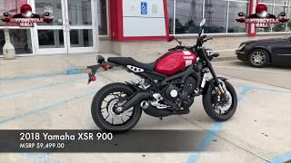 10. 2018 Yamaha XSR 900 | First Look