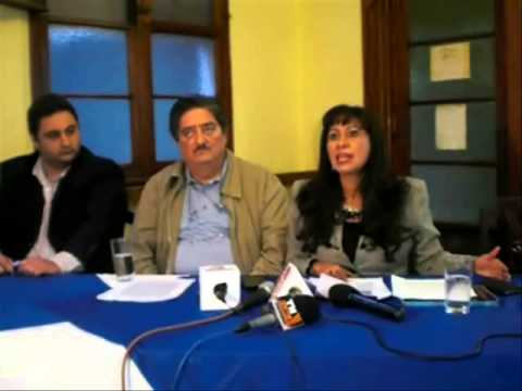 """Video. """"Antejuicio contra la Fiscal General Claudia Paz y Paz"""" (16 feb 2014)"""
