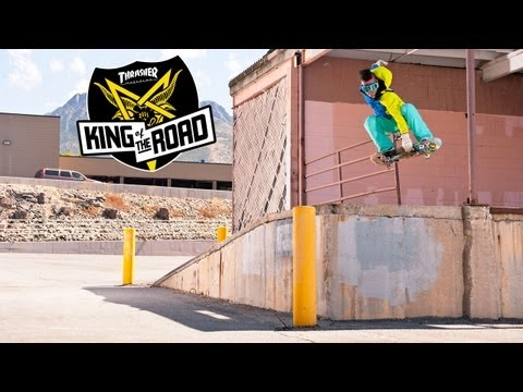 0 THRASHER: King of the Road 2011  With VANS Part 2 | Video
