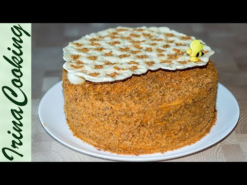 Готовим дома торт медовик