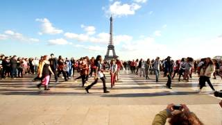 Official Flashmob Gangnam Style Paris - Octobre 2012