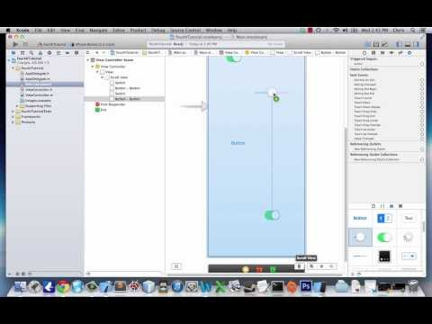IOS Application Development Tutorial 4: Implementing UIScrollView…