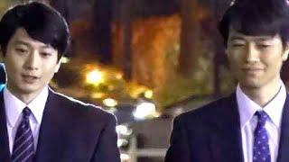 向井理×斎藤工W主演「ミニガイドストーリー」編/ドラマ『連続ドラマW アキラとあきら』特別映像1