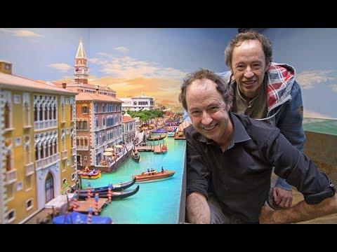 Venedig in Hamburg: Ein Meisterwerk im Miniatur Wun ...