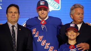 New York Rangers draft F Kaapo Kakko No. 2 by NHL