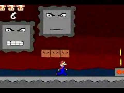 Super Mario (Fan Game)