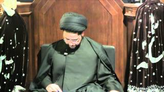 "4th Night of Muharram: ""Ineffective Habits: The Downfall of Our Ummah"" by Sayed Mothafar Al-Qazwini"