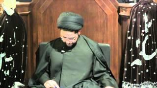 """4th Night of Muharram: """"Ineffective Habits: The Downfall of Our Ummah"""" by Sayed Mothafar Al-Qazwini"""