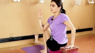 Iyengar Yoga for Acidity and Indigestion in Tamil